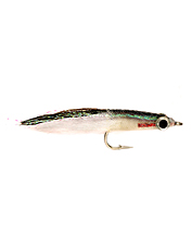 These lifelike and durable mullet flies have a good success rate for southern fish.