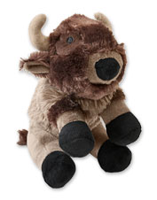 Let your dog play and play with these durable Plush Animal Squeaky Toys.