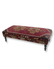 Incredible Kilim Bench Orvis Andrewgaddart Wooden Chair Designs For Living Room Andrewgaddartcom