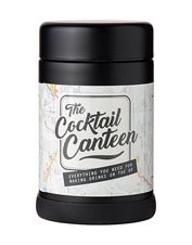 The Cocktail Canteen is a clever portable kit for mixing favorite libations on the go.
