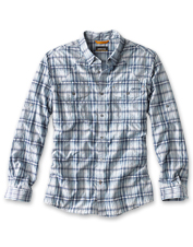 The quick-drying, breathable Swift Current Shirt offers UPF 30 sun protection for your journey.