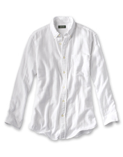Look no further than our Double-Face White Shirt for a versatile, breezy button-down style.