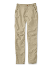 Get out and enjoy the adventure wearing water-repelling, quick-dry Women's Ultralight Pants.