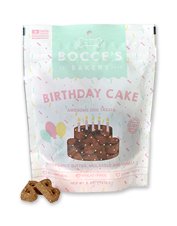 Celebrate together in tail-wagging style with these healthy dog Birthday Cake Treats.