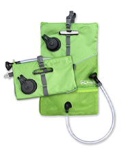 Our portable Dog Wash shower kit is ready to de-mud your active canine after any adventure.