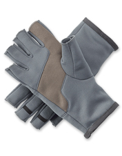Enjoy supreme warmth and nimble digits wearing our fingerless gloves in stretchy fleece.