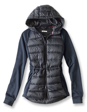 Performance meets comfort and style in the quilted Underwater Jacket by Barbour.
