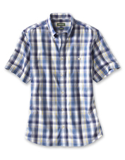 Our Wrinkle-Free Shirt is the answer for busy adventurers who have no time to iron.