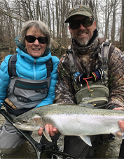 Orvis-Endorsed Fly-Fishing Guide in New York