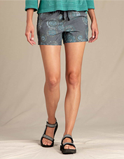 Enjoy your summer days in these soft, durable Women's Boundless Shorts from Toad&Co.