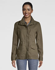 Our stretchy Canyonlands Utility Jacket is a versatile and practical layer for casual days.