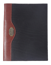 Jot notes or scribe a memoir within the pages of this leather No. 30 Composition Journal.