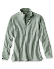 Stay cool and comfortable in our seasons-spanning Longport Lightweight Quarter-Zip Sweatshirt.