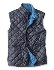 When you need lightweight layers without the bulk, zip up the Blundell Gilet by Barbour.