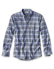 The smart, effortless style of this Highland Check 26 Tailored Shirt by Barbour leans casual.