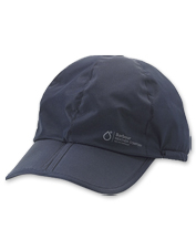 This Weather Comfort sports cap by Barbour tucks into your bag or pocket so it's always ready.