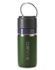 The Orvis Stanley Ceramic Go Bottle is the ultimate vessel to keep drinks at the ideal temp.