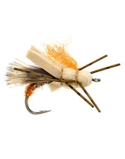 Tempt trophy trout with the enticing Mega Moodah Poodah, a high-riding attractor fly.