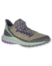 Bravada Light Hikers by Merrell provide easy comfort and plenty of grip, on the trail or off.
