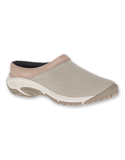 Breathable, cushioned comfort and slip-on ease combine in Encore Breeze 4 Mocs by Merrell.