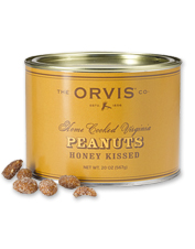 Hubs Honey Kissed Virginia Peanuts are a delightful salty-meets-sweet treat to give or keep.