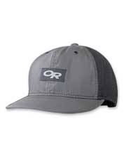 Add sun protection to your outdoor gear with the breathable, wicking O.R. Performance Trucker.