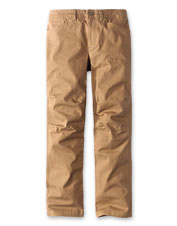 The West River Pants, in versatile khaki, outfit you for adventure—on land or water.