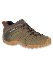 The Chameleon 8 Stretch Hiker by Merrell offers impressive support, stability, and traction.