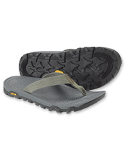 For incredibly comfortable no-slip kicks, slide into these Breakwater Flips by Merrell.