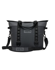 Rugged materials, better build, icy drinks: The Hopper M30 by YETI is a superior cooler.