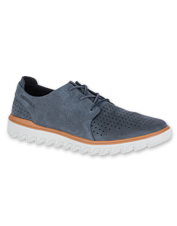 These perforated leather Downtown Lace Shoes by Merrell offer plenty of stability and support.