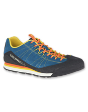 Catalyst Suede Shoes by Merrell bring great-outdoors-ready function to a nature-or-city style.