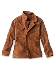 Northgate Suede Lapel Jacket