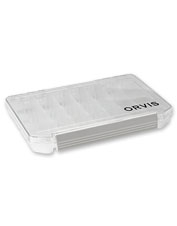 Enjoy unbeatable versatility and performance from these Clear Case Fly Boxes by Meiho.
