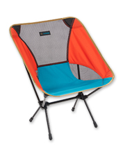 Carry it in, set it up, relax: The Chair One by Helinox is the compact, portable seat you need.