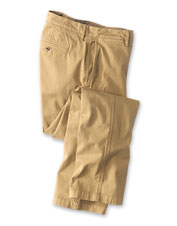 Orvis Signature Twill Trousers offer comfort and style all day long, wear after wear.