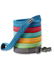 The Tough Trail Dog Leash is ready for every adventure with your dog.