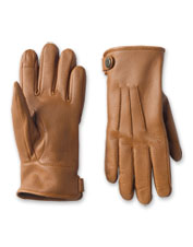 No more annoying on-and-off: the Dorset Leather Driving Gloves are touchscreen compatible.
