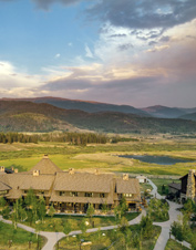Orvis-Endorsed Fly-Fishing Lodge in Tabernash, Colorado.