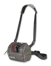 The Orvis fly-fishing Chest/Hip Pack scores high marks for its impressive versatility.