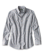 Our smooth, comfortable Wrinkle-Free Comfort Stretch Shirt makes ironing obsolete.
