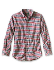 Look kempt and stay comfortable in this stretchy cotton/merino performance blend shirt.
