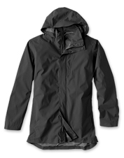 Our field-inspired Ultralight City Rain Jacket boasts impressive waterproof performance.