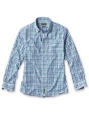 The comfortable Beacon Stretch Plain Weave Shirt is ready to travel wherever life takes you.