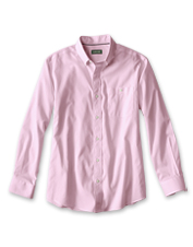 You'll appreciate every feature in our Solid Pinpoint Wrinkle-Free Comfort Stretch Shirt.