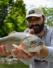 An Orvis-Endorsed Fly-Fishing Guide in Saratoga Springs, New York.
