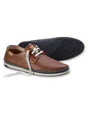 Lace-up leather shoes never looked (or felt) better than the Motril by Pikolinos.