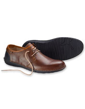 The Santiago by Pikolinos is a comfortable lace-up shoe in exquisite hand-burnished leather.