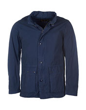 The lightweight Barbour Grent Jacket is a smart casual layer you'll keep by the door.