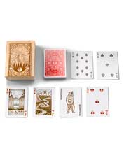 These Great Outdoors Playing Cards make an inspired gift for any adventurer or naturalist.
